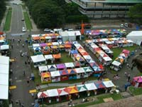 Fete-stalls-aerial-view