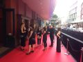 red carpet for opening nights